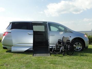 Handicap Vans for Sale